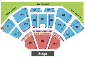 Cellairis Amphitheatre At Lakewood Seating Chart Atlanta