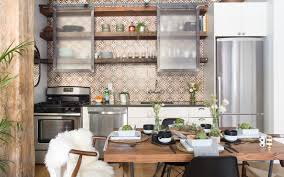 Designing a Rustic, Industrial Kitchen and Dining Room