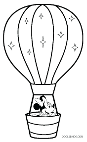 balloons coloring page balloons coloring page balloon coloring pages preschool astounding hot air page printable free