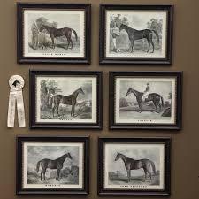 equestrian style bedroom. diy vintage horse prints {and our guest bedroom} equestrian style bedroom r