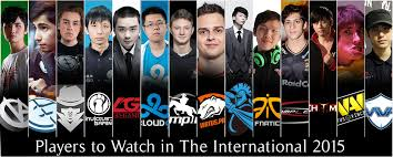 dota 2 players to watch in the international 5 kill ping