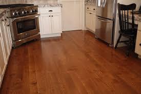 Laminate Floors For Kitchens Hardwood Floor Under Kitchen Cabinets Kitchen