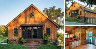 You'll want to take a closer look at barns renovated into homes with this  Jaw Dropping Interior... Barn Homes, We Love You. Getting a mortgage on a  timber ...