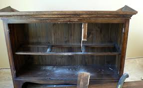 Staining Oak Cabinets Espresso How To Paint Furniture Bless This Mess
