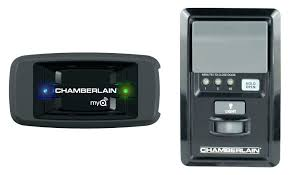 chamberlain garage door keypad opener stopped working remote not opening sensor at all my replace battery