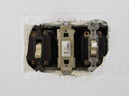 Changing A Light Switch Howtos DIY - Bathroom dimmer light switch