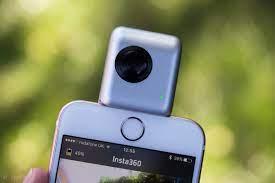 Insta360 Nano Test: Die 360-Grad-Kamera für das iPhone - Pocket