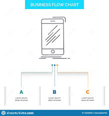 Device Mobile Phone Smartphone Telephone Business Flow