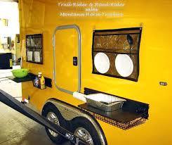 Pin di Petra Christensen su Past Trailers Toy Hauler Living Quarters  Trailers For Sale / Order