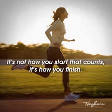Christian Running Quotes