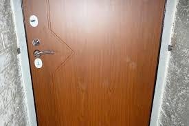 Установка входной металлической двери: основные этапы и ...