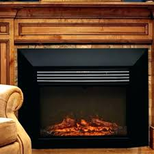 realistic electric fireplace insert looking flame most realistic electric fireplace