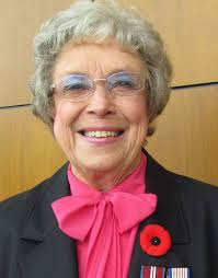 Sarnia's Wilma McNeill has fought 27 years for Nov. 11 to be a ...