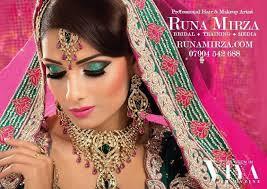 pro bridal makeup artist hair stylist henna as seen in asian bride viya wedding