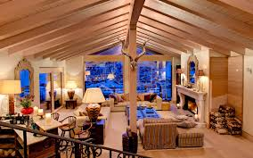 Swiss Chalet Decor Luxury Ski Chalet With Stupendous View Of The Matterhorn