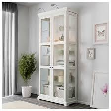 liatorp glass door cabinet white 96 x 214 cm ikea with regard to beautiful glass door