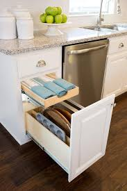 rate this delightful pull out kitchen organizer 5 incredible shelves custom shelfgenie throughout cabinet