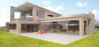 architectural house. Nikau Architectural House C