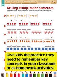 Concept Of Multiplication Worksheets Grade 2 Worksheets for all ...