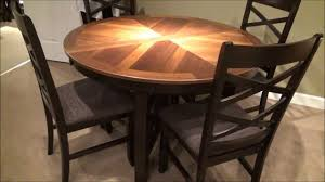 5 piece bistro round oval x base table dining room set by liberty furniture home gallery s you