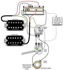 8 best guitar wiring images on pinterest Electric Guitar Wiring mod garage a flexible dual humbucker wiring scheme musicgearfast com electric guitar wiring diagram