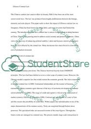 Contract Law Essay Contract Law Essay Example Offer