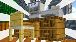 How To Build Your Own Furniture Build Your Own Furniture In Minecraft Youtube
