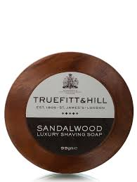 <b>Люкс</b>-<b>мыло</b> Sandalwood для <b>бритья</b> - Face care, 99g. Truefitt & Hill ...