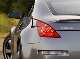 Nissan Infiniti Nissan Oem 2006 Led Tail Lights Upgrade Set Nissan 350z 03 08 Z33 26550 Cf40a Kt 26550 Cf40a 26555 Cf40a Concept Z Performance