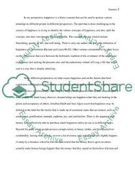Happiness Definition Essay Bestletters Co