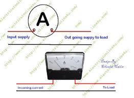 ampere meter wiring diagram wiring diagram used panel amp meter wiring wiring diagram centre tachometer wiring diagram ac panel ammeter wire diagram wiring