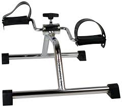 com isokinetics inc pedal exerciser fully assembled single piece frame design for leg and arm exercise health personal care