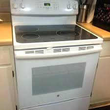 kenmore flat top stove glass top stoves contemporary flat top stove throughout find more brand new kenmore flat top stove