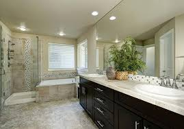 modern bathroom remodel. Fine Remodel Modern Bathroom Remodeling Contractor In Remodel O