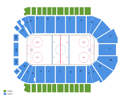 Colorado Eagles Seating Chart Colorado Eagles Tickets At Budweiser Events Center On March 7 2020 At 7 05 Pm