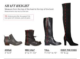 Boot Fitting Guide Macys
