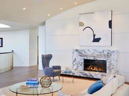 hearth with cool wall technology