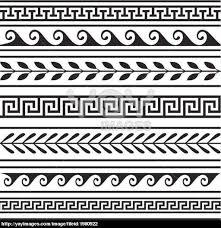 Ancient Greek Patterns