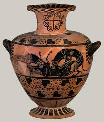 Decorative Jugs And Vases Greek Hydriai Water Jars And Their Artistic Decoration Essay