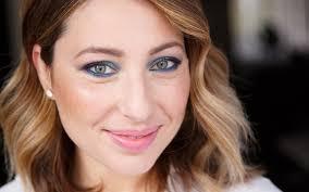 nye makeup and hair tutorial
