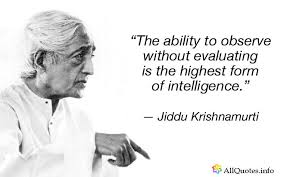 Krishnamurti Quotes Classy Jiddu Krishnamurti Quotes 48 The Best Ones J Krishnamurti