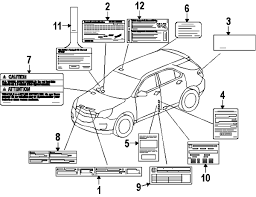 2011 gmc terrain parts gm parts department buy genuine gm auto 5 shown see all 67 part diagrams