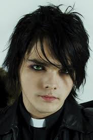 makeup lessons with gerard way people i find extremely attractive in no particular order new