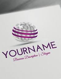 Puzzle Globe Logo Create Your Own 3d Puzzle Logo Design Online 3d Puzzle