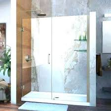 charming glass shower door liner shower glass shower door brackets 1 2 shower shower sliding glass