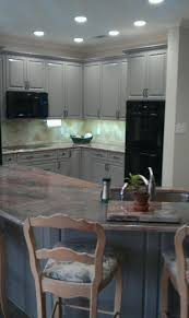3cm fire bordeaux natural granite countertops. Provided by TCF.