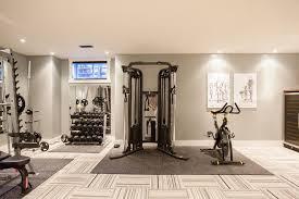 home gym decor ideas home gym contemporary with freestanding