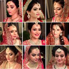 makeup style for the makeup artists and brides it is also important to ensure that they go through sessions of makeup trials so that they may be able to
