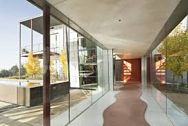 glazed glass wall system glass wall systems gallery residential s anchor