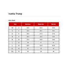 Ivanka Trump Plus Size Chart Ivanka Trump Womens Boucle Pin Coat
